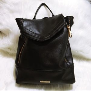 Rampage black backpack purse